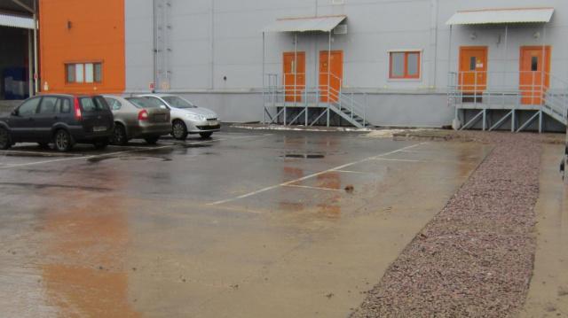 Logistics complex OOO «MLP-KAD»