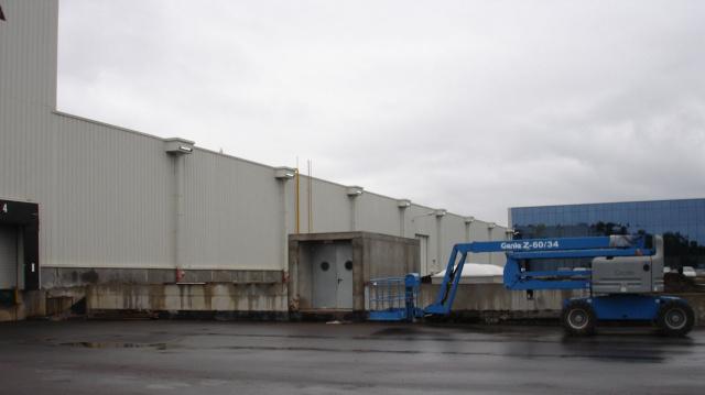 Production premises «ROCA Santekhnika»