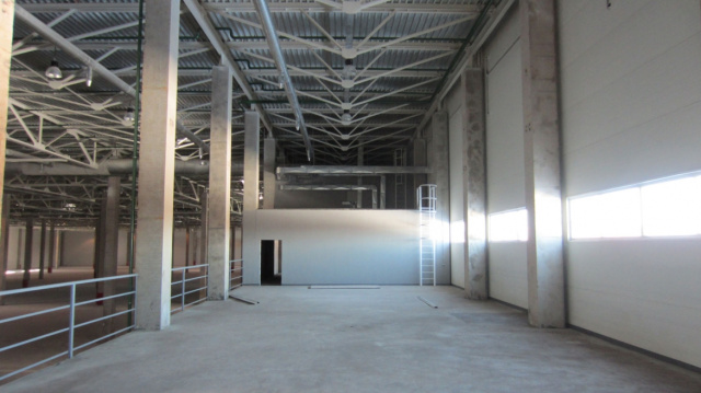 Офисные помещения в логистическом комплексе
