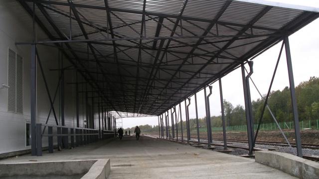 Завод по производству древесно-стружечных плит
