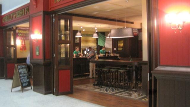 Ресторан «О'Рейллиз Айриш Паб»