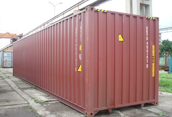 Rent of Containers 20 ft